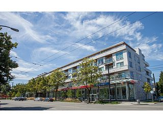Photo 1: 208 3333 MAIN Street in Vancouver: Main Condo for sale (Vancouver East)  : MLS®# V1075076