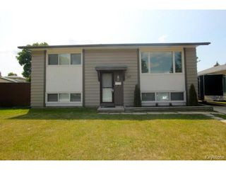 Photo 1: 98 Madera Crescent in WINNIPEG: Maples / Tyndall Park Residential for sale (North West Winnipeg)  : MLS®# 1418851