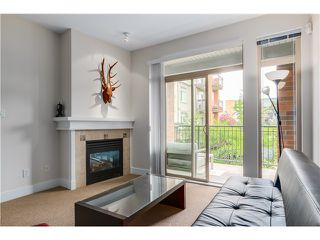 Photo 3: # 220 2280 WESBROOK MA in Vancouver: University VW Condo for sale (Vancouver West)  : MLS®# V1066911