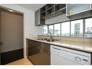 Photo 6: # 1205 928 BEATTY ST in Vancouver: Yaletown Condo for sale (Vancouver West)  : MLS®# V1086608