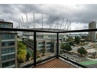 Photo 14: # 1205 928 BEATTY ST in Vancouver: Yaletown Condo for sale (Vancouver West)  : MLS®# V1086608