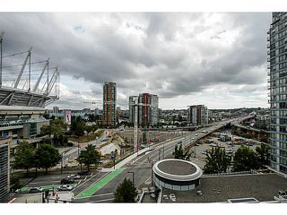 Photo 15: # 1205 928 BEATTY ST in Vancouver: Yaletown Condo for sale (Vancouver West)  : MLS®# V1086608