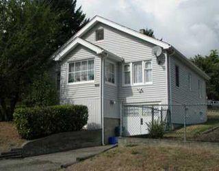 Photo 1: 1033 JAMES AV in Coquitlam: Maillardville House for sale : MLS®# V612413