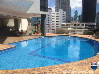 Photo 4: Furnished Condo in Bella Vista - PH Vista Tower