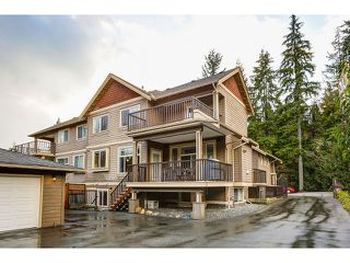 Photo 17: 2634 SUNNYSIDE ROAD: Anmore House 1/2 Duplex for sale (Port Moody)  : MLS®# R2030696