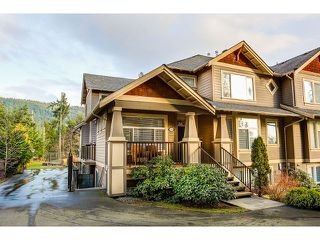 Photo 1: 2634 SUNNYSIDE ROAD: Anmore House 1/2 Duplex for sale (Port Moody)  : MLS®# R2030696