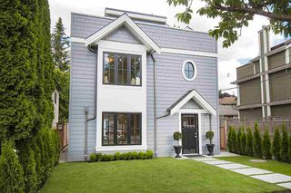 Photo 1: 3622 CAROLINA STREET in Vancouver: Fraser VE House for sale (Vancouver East)  : MLS®# R2093767