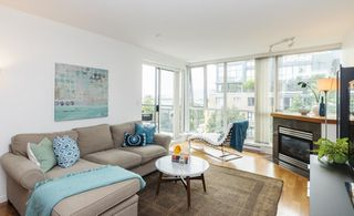 Photo 4: 409 1450 W 6TH AVENUE in Vancouver: Fairview VW Condo for sale (Vancouver West)  : MLS®# R2105605