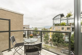 Photo 3: 409 1450 W 6TH AVENUE in Vancouver: Fairview VW Condo for sale (Vancouver West)  : MLS®# R2105605