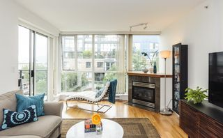Photo 5: 409 1450 W 6TH AVENUE in Vancouver: Fairview VW Condo for sale (Vancouver West)  : MLS®# R2105605