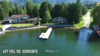 Photo 43: 697 Viel Road in Sorrento: WATERFRONT House for sale : MLS®# 10155772