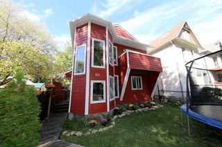 Main Photo: 60 Walnut Street in Winnipeg: Wolseley Single Family Detached for sale (5B)  : MLS®# 1625140