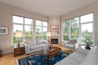 Photo 2: 402 3732 Mt Seymour Parkway in Vancouver: Indian River Condo  (North Vancouver)  : MLS®# R2273963