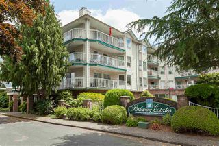 "Main Photo: 309 5360 205 Street in Langley: Langley City Condo for sale in ""PARKWAY ESTATES"" : MLS®# R2390705"