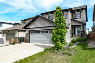 Main Photo: 716 Foxtail Cove: Sherwood Park House for sale : MLS®# E4168599