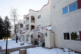 Photo 1: 101 3275 Pembina Highway in Winnipeg: St Norbert Condominium for sale (1Q)  : MLS®# 202000620