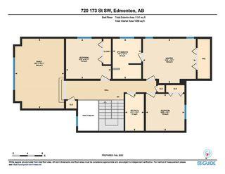 Photo 39: 720 173 Street in Edmonton: Zone 56 House for sale : MLS®# E4188024