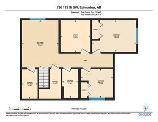 Photo 40: 720 173 Street in Edmonton: Zone 56 House for sale : MLS®# E4188024