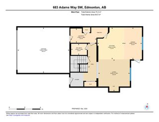 Photo 38: 683 ADAMS Way in Edmonton: Zone 56 House for sale : MLS®# E4190808