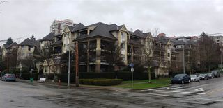"""Main Photo: 105 211 TWELFTH Street in New Westminster: Uptown NW Condo for sale in """"DISCOVERY REACH"""" : MLS®# R2452216"""