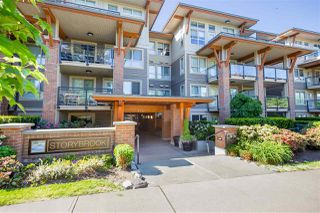 "Photo 1: 216 7131 STRIDE Avenue in Burnaby: Edmonds BE Condo for sale in ""STORYBROOK"" (Burnaby East)  : MLS®# R2468192"