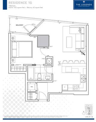 Photo 19: 3109 10360 102 Street NW in Edmonton: Zone 12 Condo for sale : MLS®# E4219463