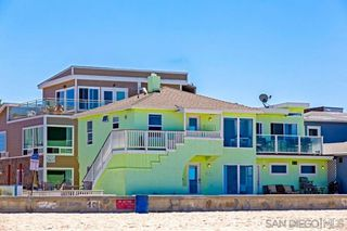 Photo 1: MISSION BEACH Property for sale: 3855-57 Ocean front Walk in San Diego