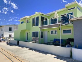 Photo 2: MISSION BEACH Property for sale: 3855-57 Ocean front Walk in San Diego
