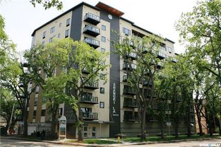 Photo 1: 508 550 4th Avenue North in Saskatoon: City Park Residential for sale : MLS®# SK837583