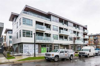 "Photo 1: 205 711 W 14TH Street in North Vancouver: Mosquito Creek Condo for sale in ""FIVER POINTS"" : MLS®# R2524104"