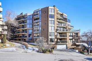 Main Photo: 806 320 Meredith Road NE in Calgary: Crescent Heights Apartment for sale : MLS®# A1062849