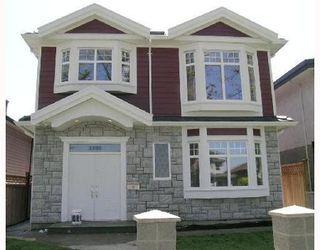 Photo 1: 2288 E 43RD AV in Vancouver: House for sale (Killarney VE)  : MLS®# V708746