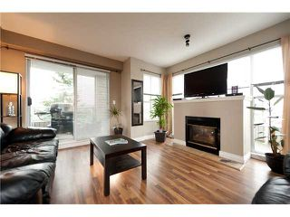 """Photo 2: 330 528 ROCHESTER Avenue in Coquitlam: Coquitlam West Condo for sale in """"THE AVE"""" : MLS®# V939097"""