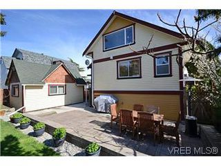 Photo 3: 1456 Edgeware Rd in VICTORIA: Vi Oaklands House for sale (Victoria)  : MLS®# 603241