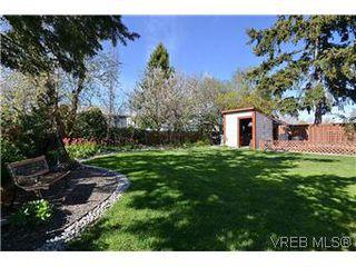 Photo 2: 1456 Edgeware Rd in VICTORIA: Vi Oaklands House for sale (Victoria)  : MLS®# 603241