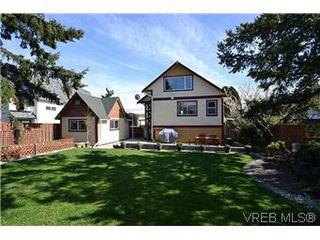 Photo 13: 1456 Edgeware Rd in VICTORIA: Vi Oaklands House for sale (Victoria)  : MLS®# 603241