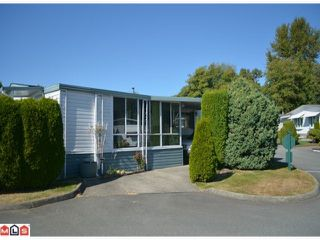 "Photo 2: 64 1640 162ND Street in Surrey: King George Corridor Manufactured Home for sale in ""CHERRY BROOK PARK"" (South Surrey White Rock)  : MLS®# F1223930"
