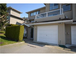 "Photo 1: 1116 ORR Drive in Port Coquitlam: Citadel PQ Townhouse for sale in ""THE SUMMIT"" : MLS®# V998900"