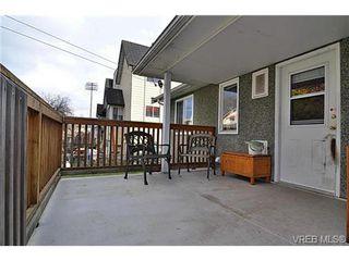 Photo 14: 940 Green Street in VICTORIA: Vi Central Park Residential for sale (Victoria)  : MLS®# 331011