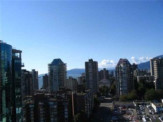 Photo 1: # 1903 789 DRAKE ST in Vancouver: Downtown VW Condo for sale (Vancouver West)  : MLS®# V1050525