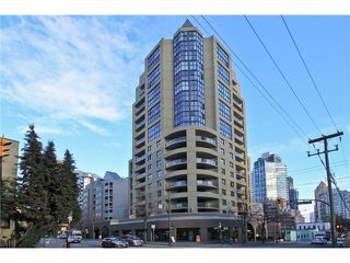 Photo 12: # 1903 789 DRAKE ST in Vancouver: Downtown VW Condo for sale (Vancouver West)  : MLS®# V1050525