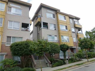"Photo 1: 111 2688 WATSON Street in Vancouver: Mount Pleasant VE Townhouse for sale in ""TALA VERA"" (Vancouver East)  : MLS®# V1081251"