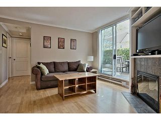 "Photo 4: 211 500 W 10TH Avenue in Vancouver: Fairview VW Condo for sale in ""Cambridge Court"" (Vancouver West)  : MLS®# V1082824"