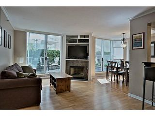 "Photo 2: 211 500 W 10TH Avenue in Vancouver: Fairview VW Condo for sale in ""Cambridge Court"" (Vancouver West)  : MLS®# V1082824"