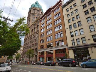 Main Photo: 403 518 Beatty Street in : Downtown VW Condo for sale (Vancouver West)  : MLS®# V897316