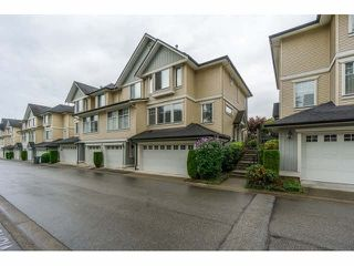 Photo 1: 17 8383 159 Street in : Fleetwood Tynehead Townhouse for sale (Surrey)  : MLS®# F1448845
