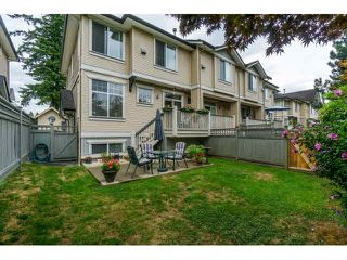 Photo 20: 17 8383 159 Street in : Fleetwood Tynehead Townhouse for sale (Surrey)  : MLS®# F1448845