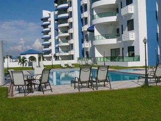 Photo 2: Playa Blanca Resort mid floor ocean view 199K