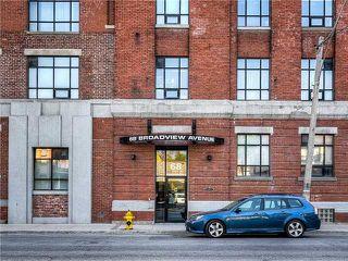Photo 13: 68 Broadview Ave Unit #402 in Toronto: South Riverdale Condo for sale (Toronto E01)  : MLS®# E3504121
