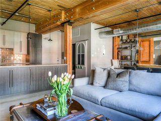 Photo 1: 68 Broadview Ave Unit #402 in Toronto: South Riverdale Condo for sale (Toronto E01)  : MLS®# E3504121